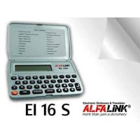Alfalink EI 16 S - Kamus Elektronik