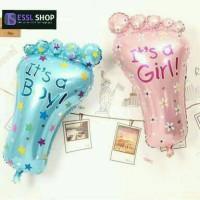 Balon Foil Baby Shower by Esslshop