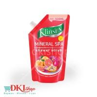KLINSEN SHOWER SCRUB - MINERAL SPA 500ml