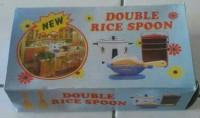 Double Rice Spoon / Centong Nasi