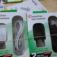 smartfren usb charger 1 ampere for Andromax U limited edition u2 z c2