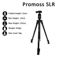 Tripod Kamera DSLR / Tripod Kamera Digital Excell Promoss SLR Ballhead