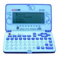 Alfalink EI 428 - Kamus Elektronik, Electronic Dictionary