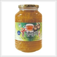 Korean Honey Ginger Tea (Teh Jahe Madu Asli Korea)
