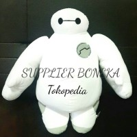 Boneka Baymax Putih Medium