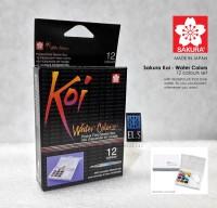 Sakura Koi Water Color Pocket Set 12