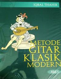 Buku Belajar Gitar Klasik