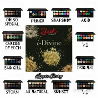 Sleek I-Divine Eyeshadow Palette Original