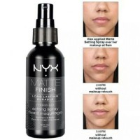 NYX SETTING SPRAY MATTE FINISH