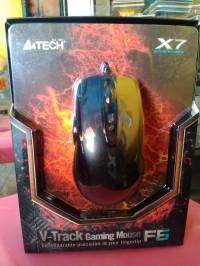 Mouse Macro A4Tech X7 F6