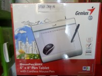 Genius MousePen i608X 6 x 8 inch Pen Stylus Tablet With Cordless Mouse