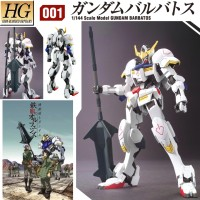 Bandai HG Iron Blooded Orphans 1/144 Barbatos Gundam