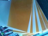 Karet stempel runaflek 1 plano stampel kuning stamp klise