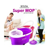 Alat Pel Lantai Super Mop Bolde Premiere