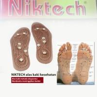 Alas Kaki Niktech / Kesehatan dan Peninggi Badan