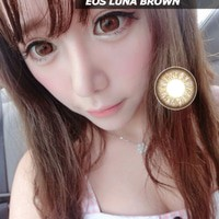 Softlens EOS Luna Brown (Coklat)