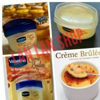 LIMITED EDITION!! Creme Brulee Vaseline Lip Therapy