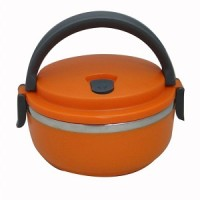 Lunch Box Stainless Steel Polos Susun 1