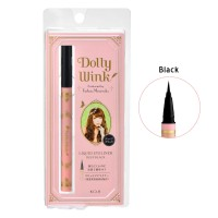 Dolly Wink Liquid Eyeliner - Black (New Packaging)