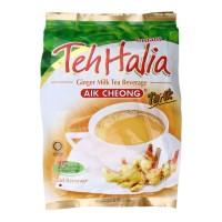 Aik Cheong Teh Tarik Jahe Halia Ginger Milk Tea Beverage 15Sachet