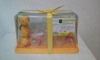 Baby gift set 6 botol susu + rak pooh