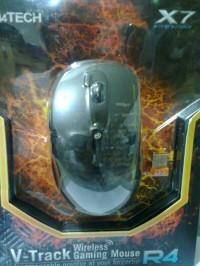 Mouse gaming macro x7 r4