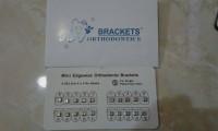 Bracket Orthodontic Amplop, untuk Behel Permanen / Lepas Pasang