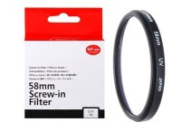 Filter UV Canon 58mm