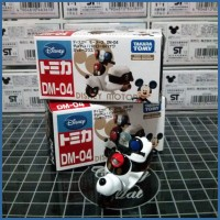 Tomica Disney DM-04 Chim Chim Police Mickey Mouse