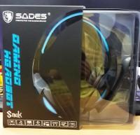 Headset SADES SA-902