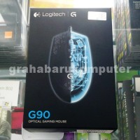Logitech G90 Optical Gaming Mouse
