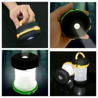 Lampu Tenda Lipat (model lampion)