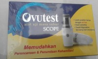 Ovutest Scope Alat tes Kesuburan