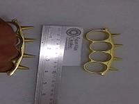 Brass Knuckle Duri Runcing Praktis Dijual satuan
