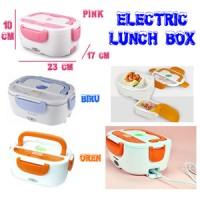 Lunch Box Electric Penghangat Makanan