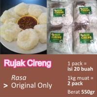 Rujak cireng 1 pack isi 20 buah tanpa pengawet Jakarta