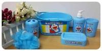Bathroom Set - Doraemon