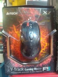 Mouse Macro A4Tech X7 F5