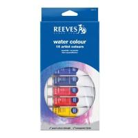 Reeves 12 Watercolor Set