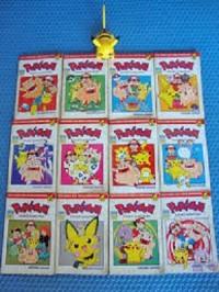 Bursa Komik 2nd Komik Pokemon Pocket Monster