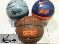 Bola Basket Nike True Grip + Pompa Tangan