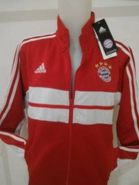 jaket bola adidas munchen FC Bayern for ladies GO