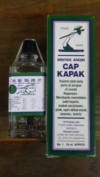 Minyak Angin Cap Kapak 56 ml