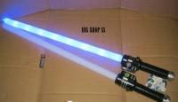 Lightsaber Star Wars Blue Power With Light & Sound