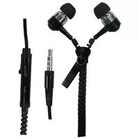 Yarden Super Bass Headsfree Zipper Excellent Sound Quality With Mic
