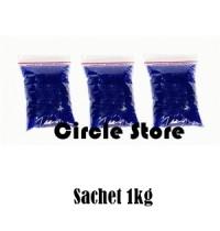 Silica Gel Biru Sachet Import Murah Kiloan