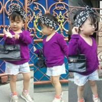 [SALE] VINCY VBASIC SWEATER BABY ANAK ALLSIZE 1-4TH