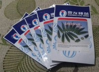 Benih Okra Hijau Greenie merk Known You Seed, original packing