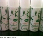Bamboo Cream Sumbawa Oil