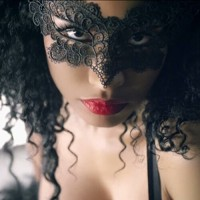 mask party lace / costplay /aksesoris pesta/  topeng pesta lace 7